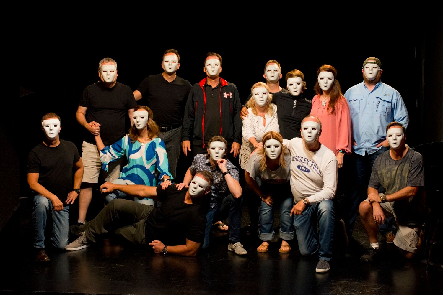 Theater Mask Workshops Provide New Tools for the Treatment of Addiction